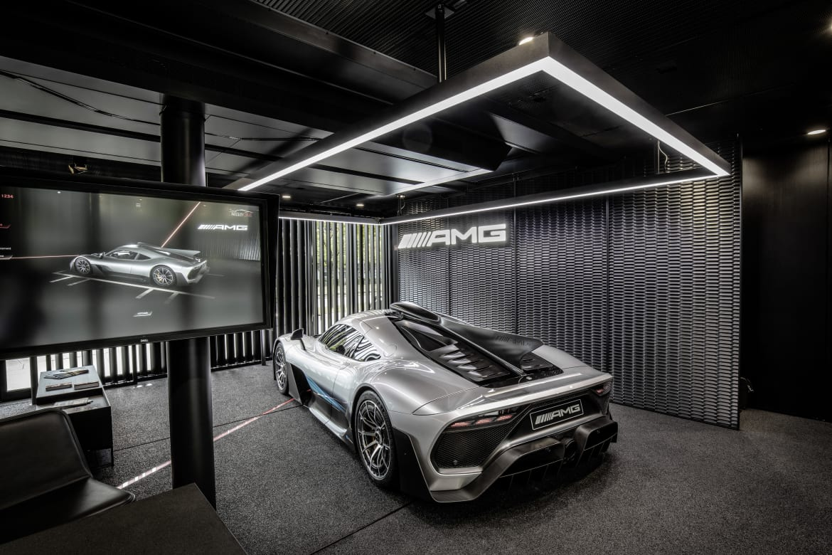 Mercedes-AMG One: F1-Inspired Supercar Slims Down Name | News | Cars com