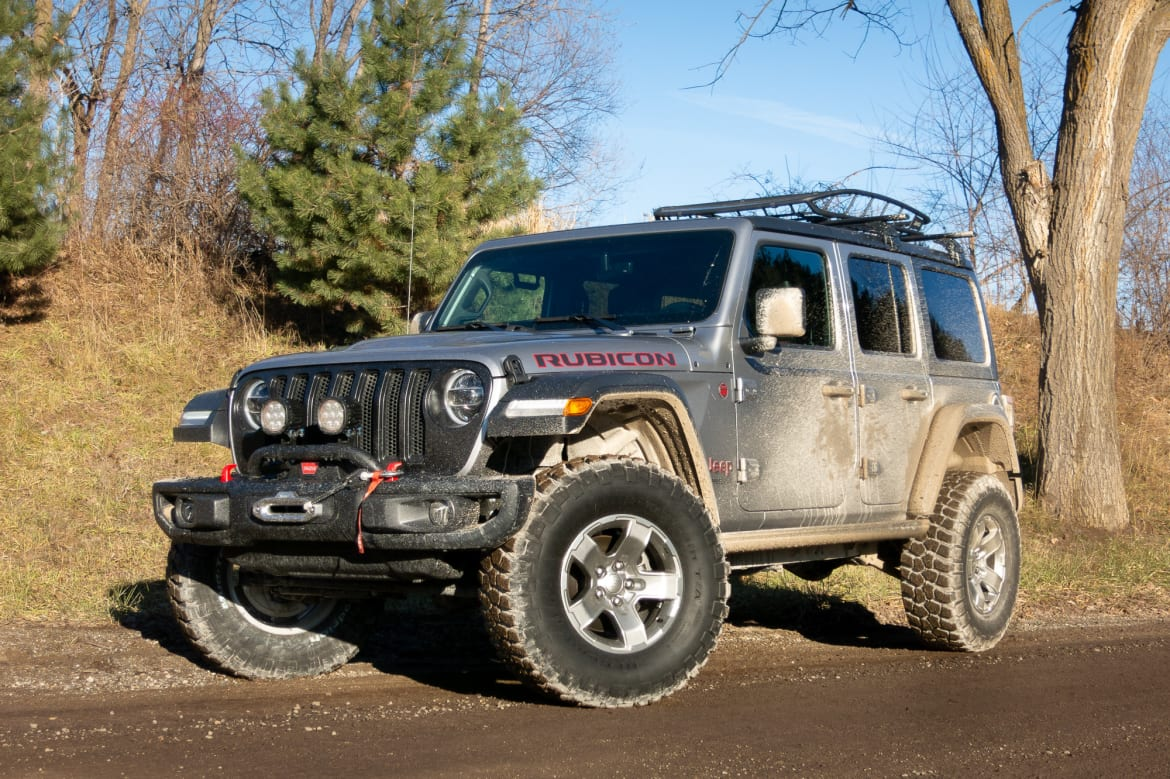 5 Things to Know for Living With a Modified Jeep Wrangler