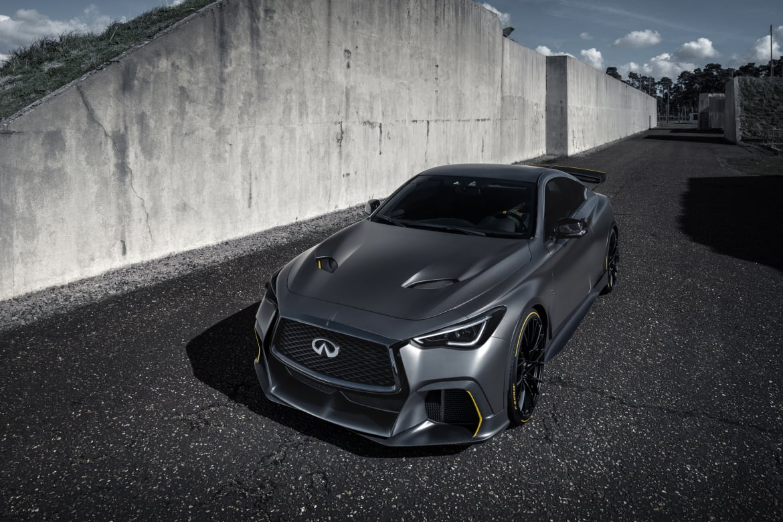 Q60 Black S >> Infiniti Project Black S Is More Motorsport Inspired Magic