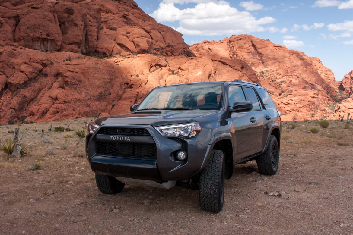 2016 Toyota 4runner Trd Pro Photo Gallery News Cars Com