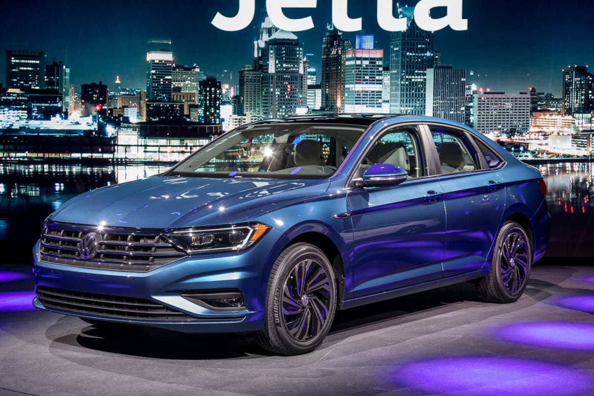 2019 VW Jetta Scores Big Boost in Mileage Ratings | News