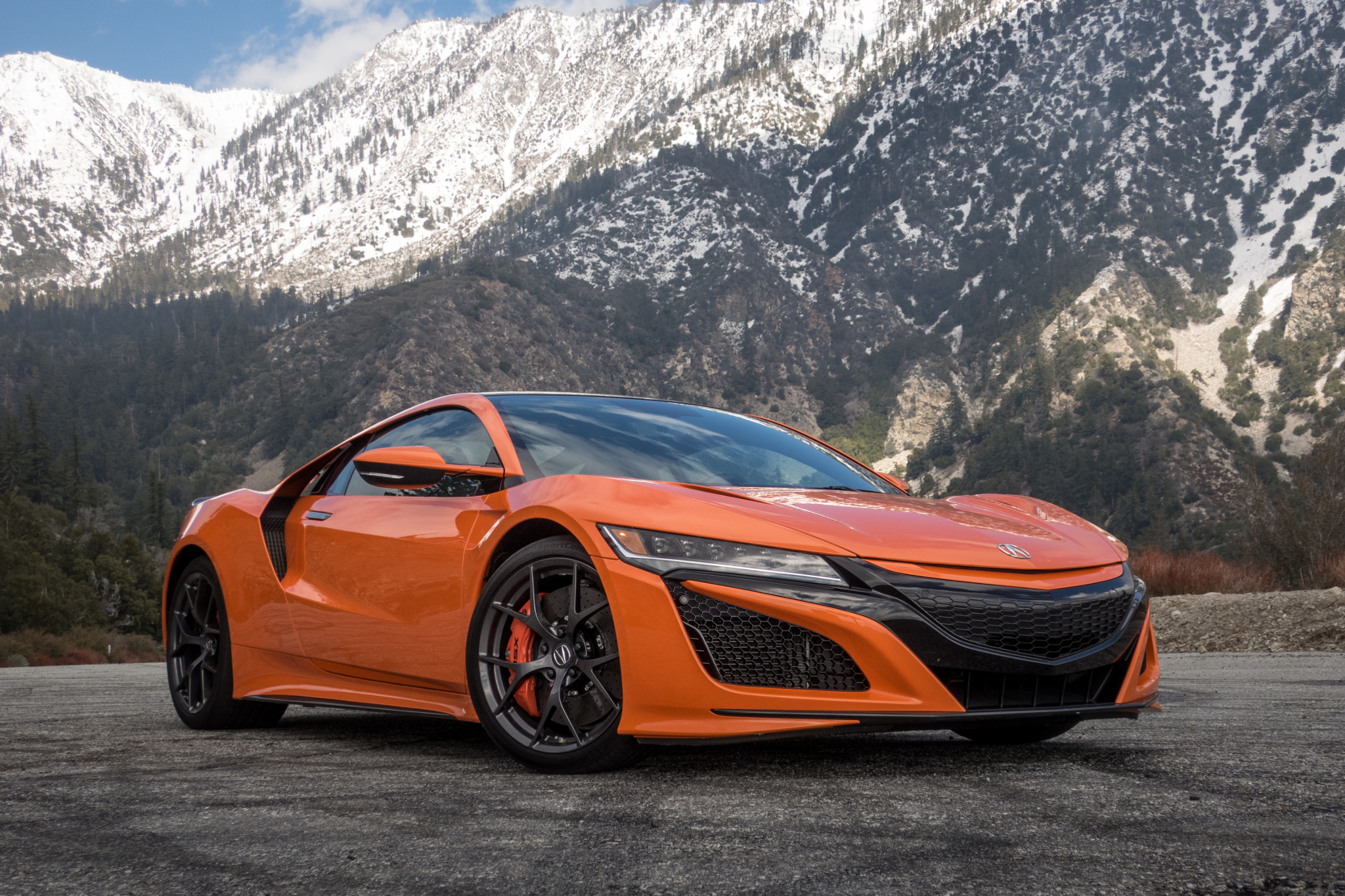 2019 Acura NSX: How Hybrid Helps This Super Car Be a ...