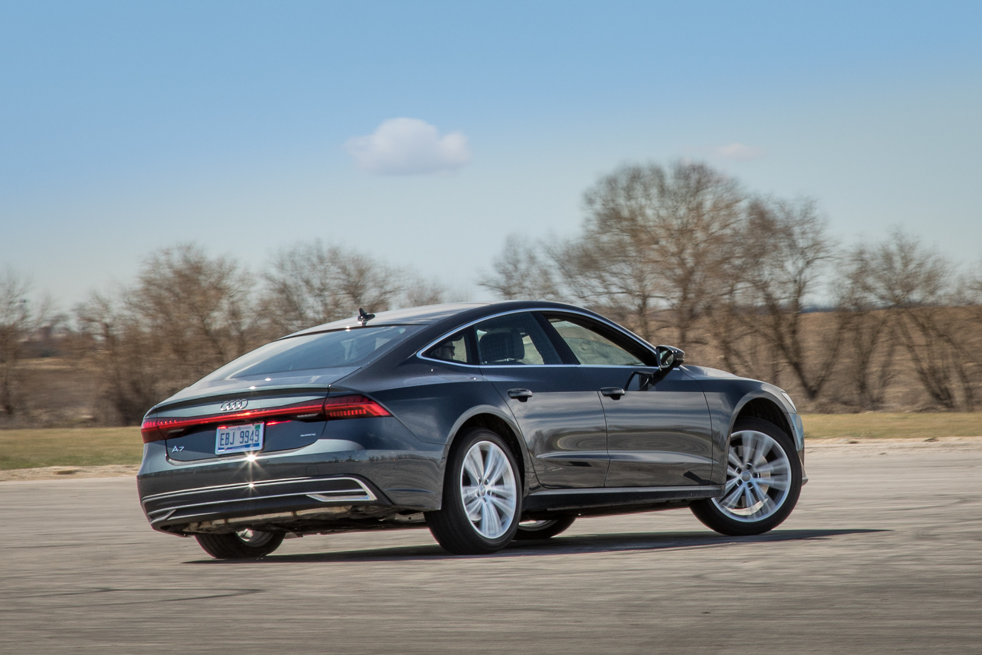 2019 Audi A7 Review: Tech Updates Keep Old Favorite Fresh ...
