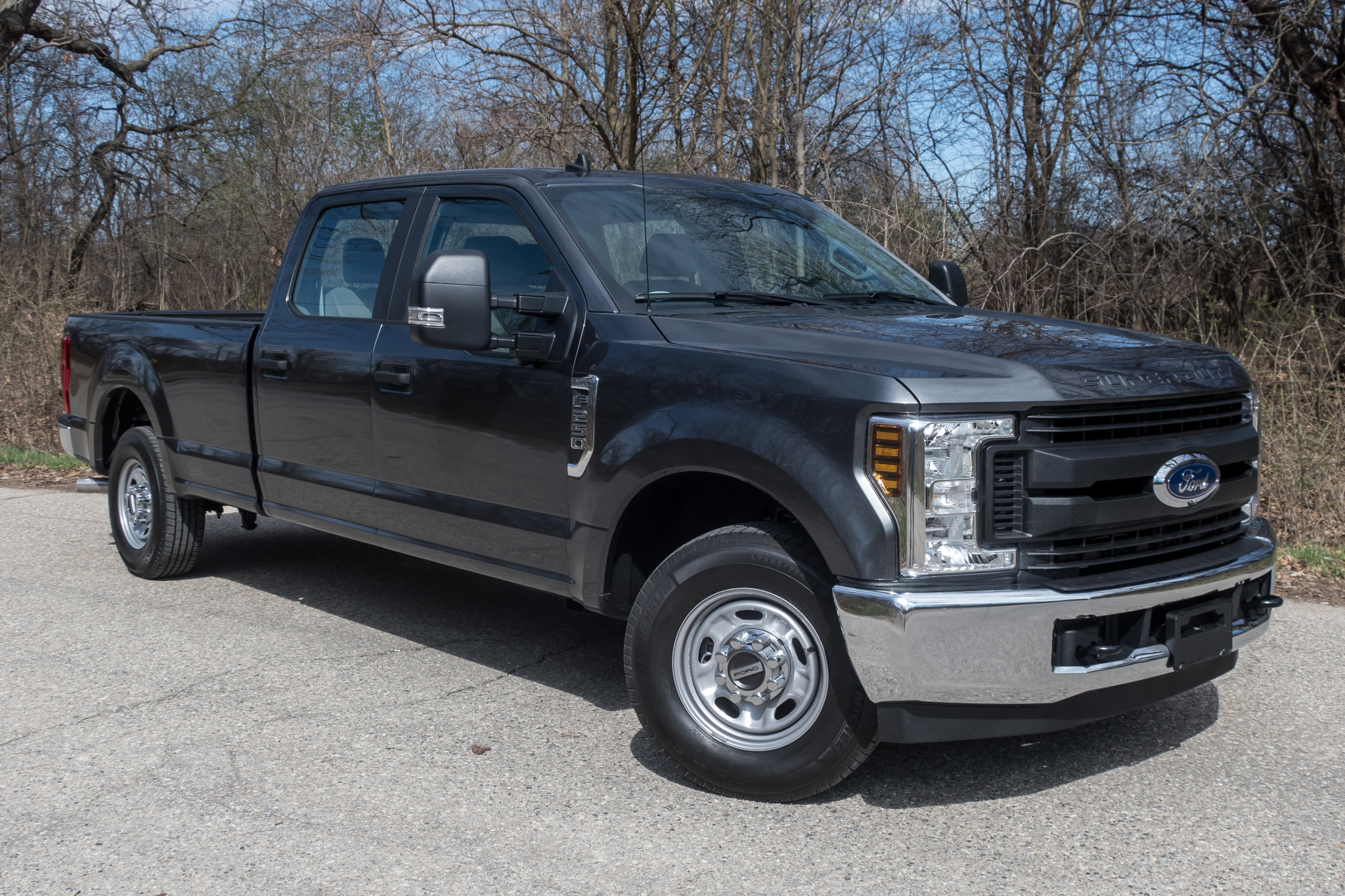 2019 Ford F-250 Super Duty XL Review: Everything You Need, Nothing You Don't