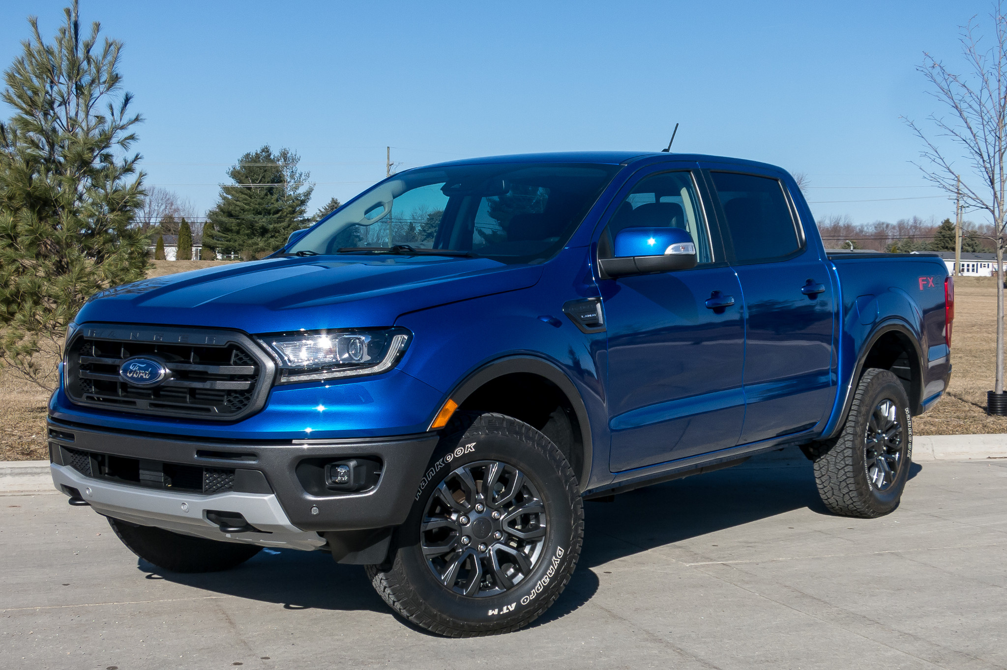2019 Ford Ranger Review: It's New to You