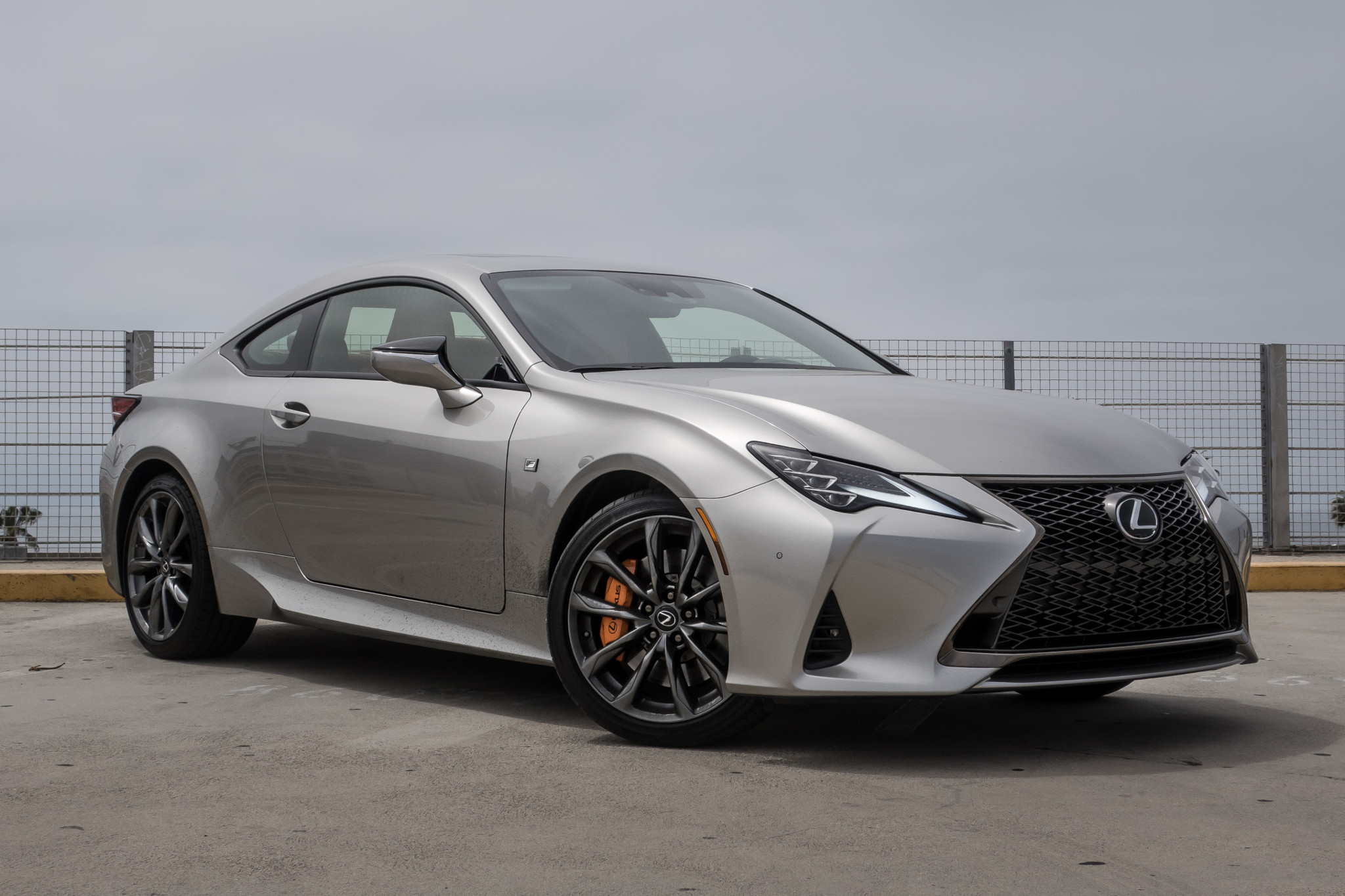 Lexus F Sport >> 2019 Lexus Rc 300 F Sport Quick Spin Less Than Meets The