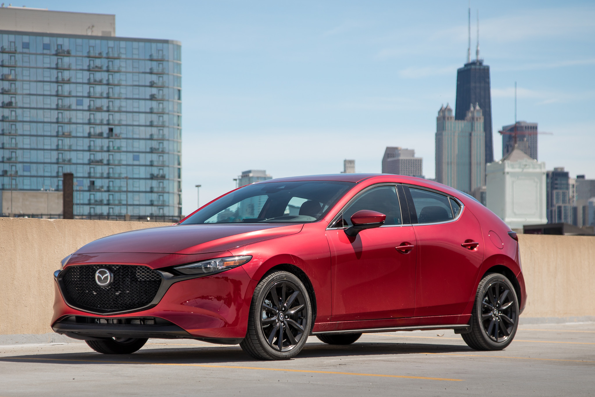 2019 Mazda3 Review: Niche Appeal
