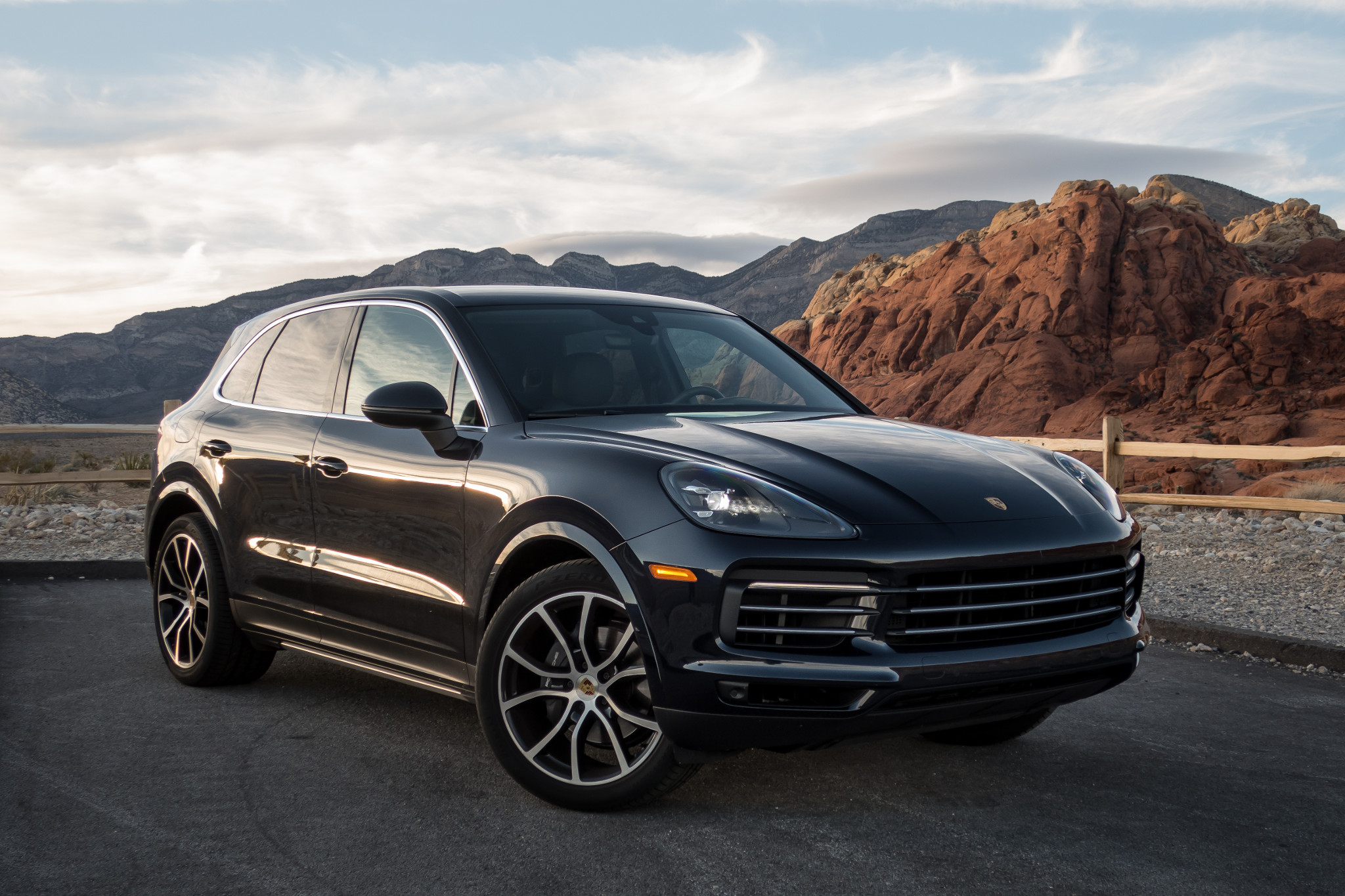 2019 Porsche Cayenne Review: Give and Take