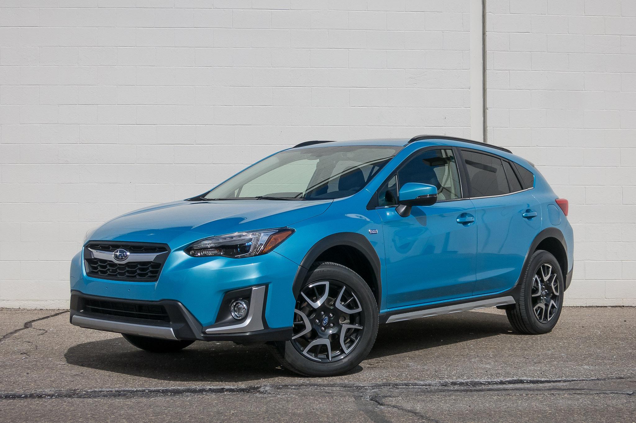 2017 Subaru Crosstrek Mpg >> 2019 Subaru Crosstrek Hybrid Review More Efficient Less