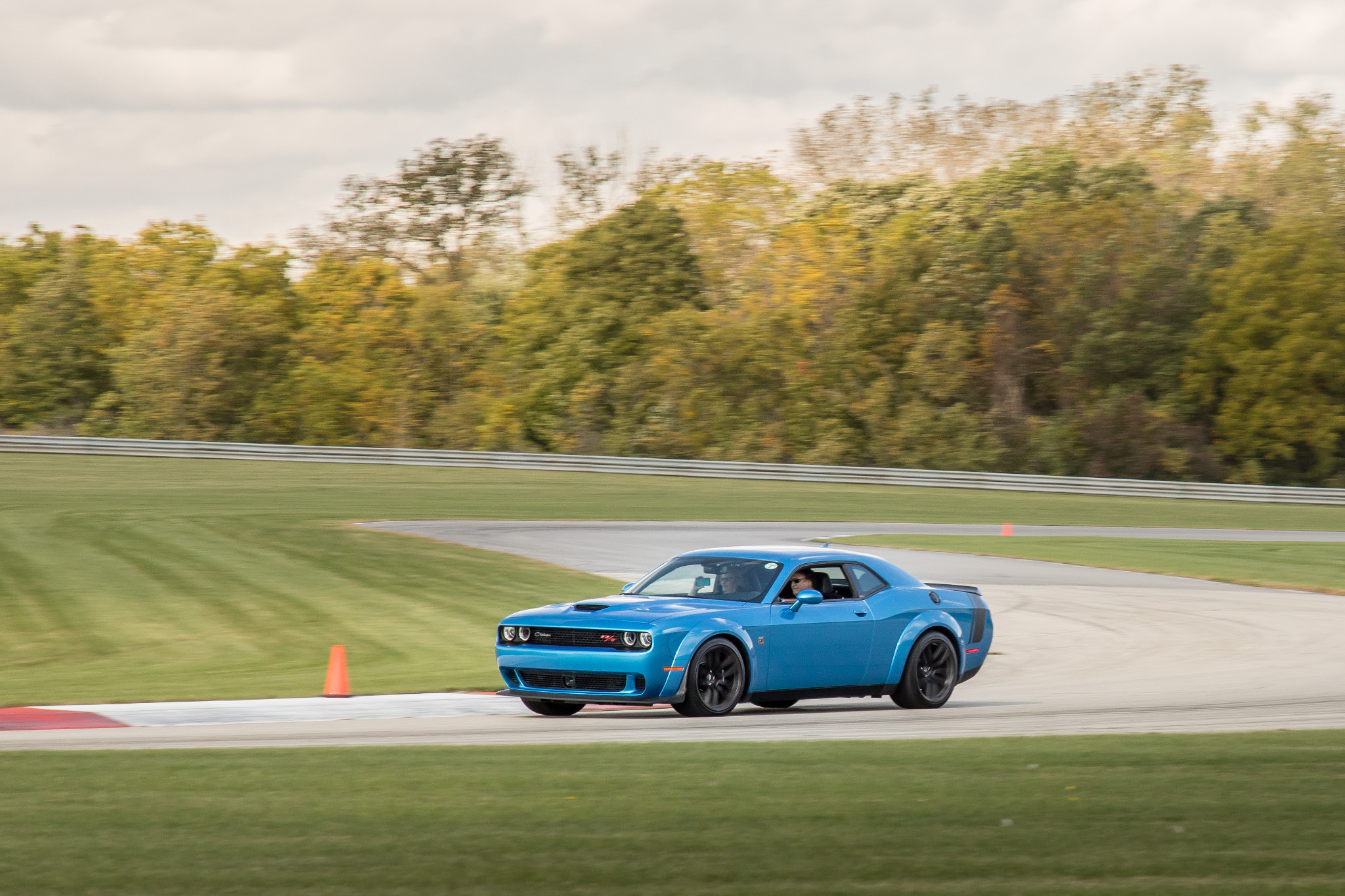 The 2019 Dodge Challenger R T Scat Pack Widebody Is The Best