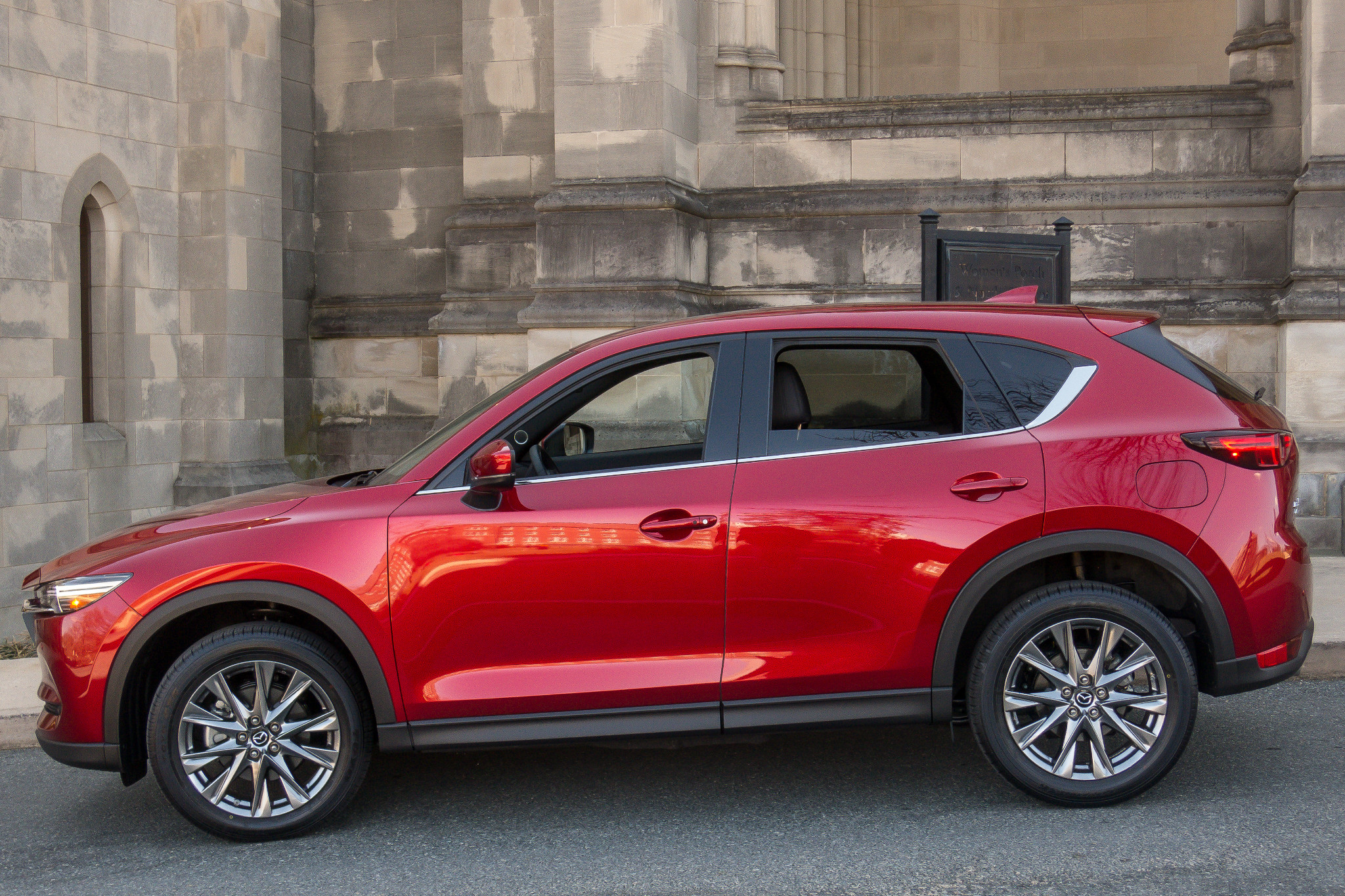 2019 Mazda Cx 5 10 Things We Like And 4 Not So Much News Cars Com