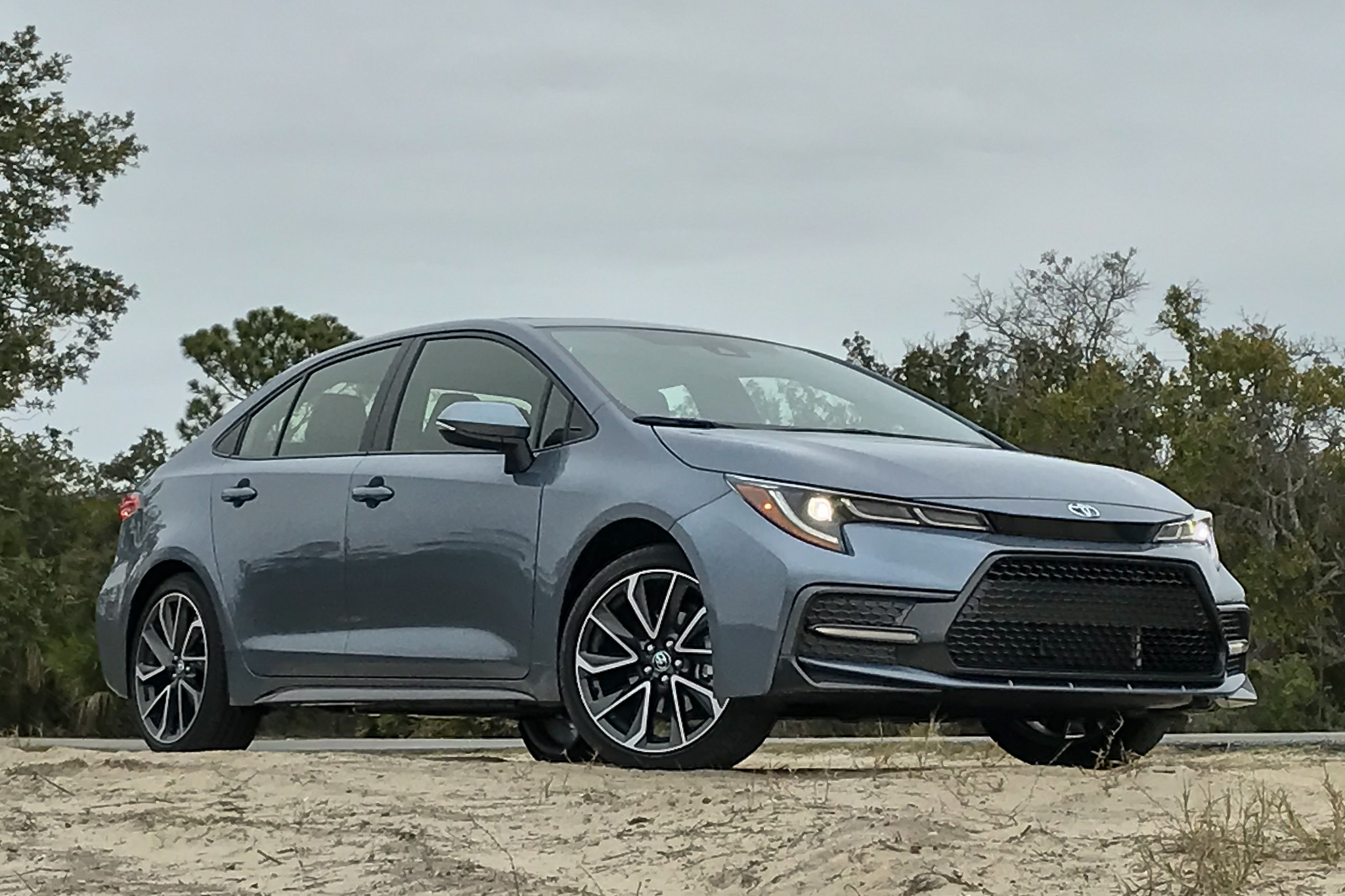 Best Hatchbacks 2020.2020 Toyota Corolla Review Hatchback Nice With A Trunk And