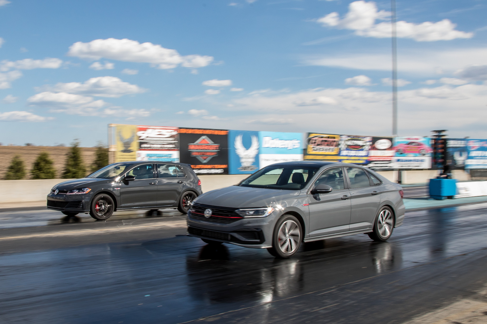 Should You Buy a 2019 Volkswagen Jetta GLI or Golf GTI