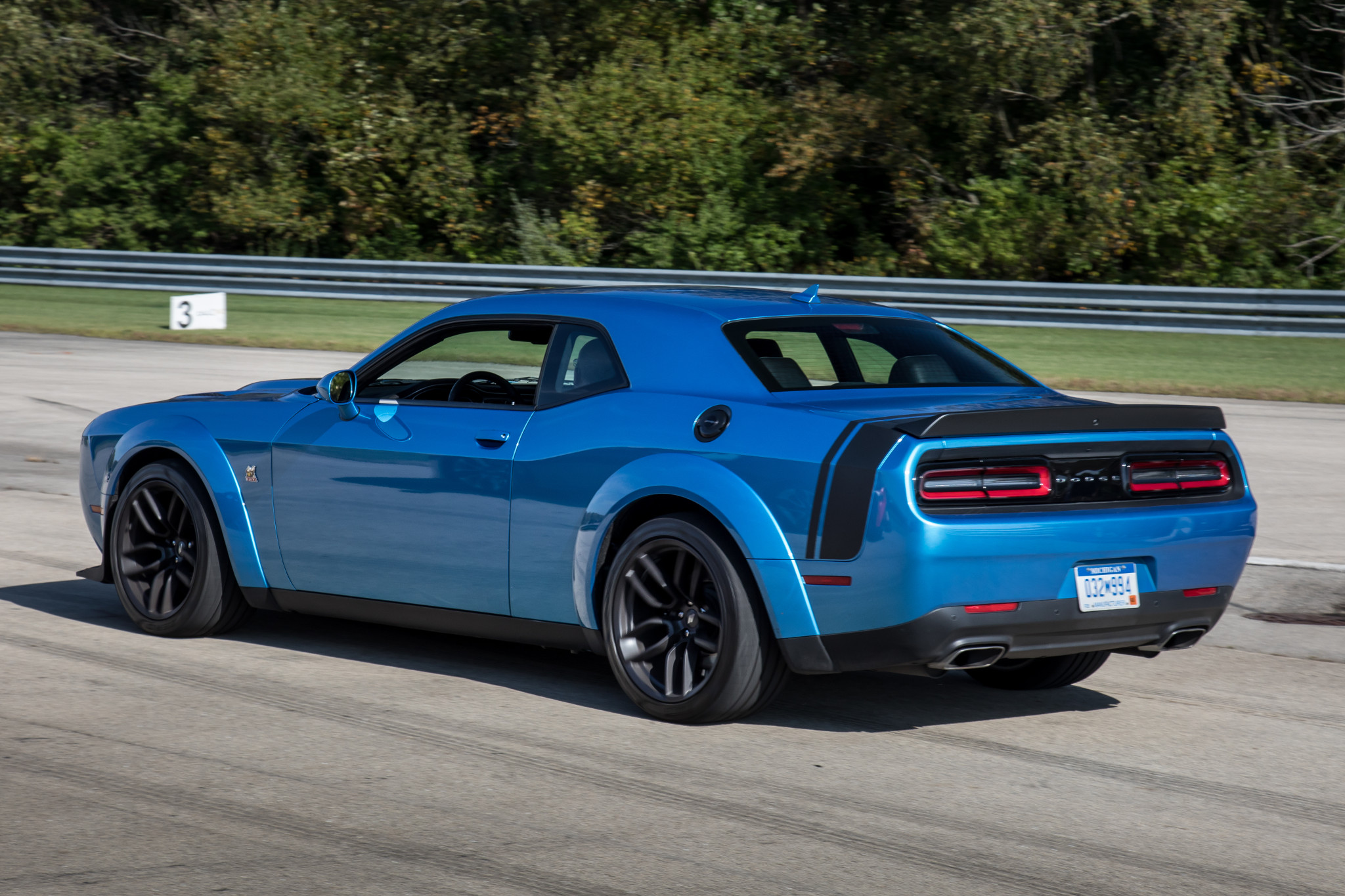 Challenger Scat Pack >> The 2019 Dodge Challenger R T Scat Pack Widebody Is The Best