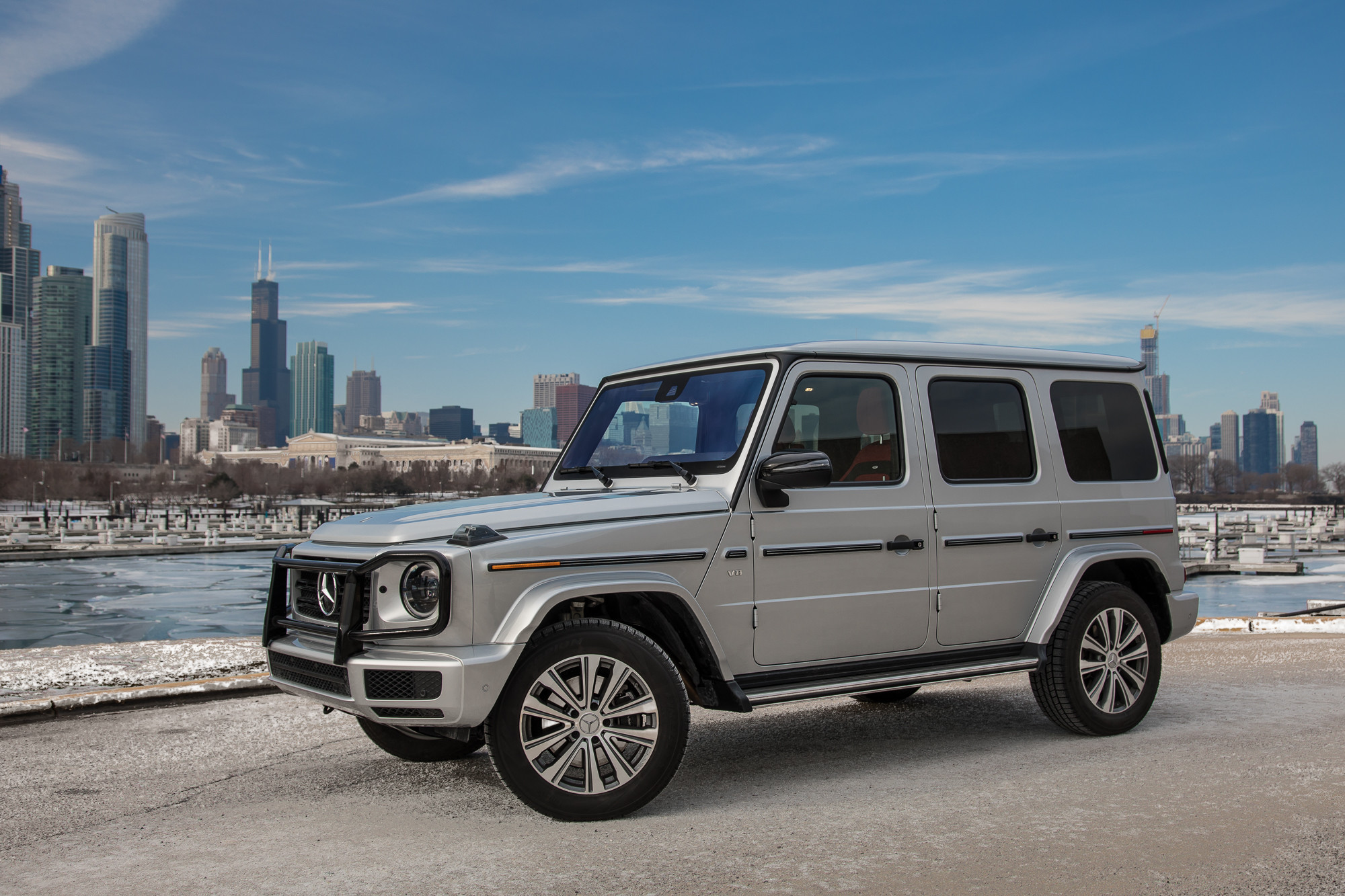 2020 Mercedes-Benz G-Class: Design, Specs, Price >> 3 Things We Like And 3 Not So Much About The 2019