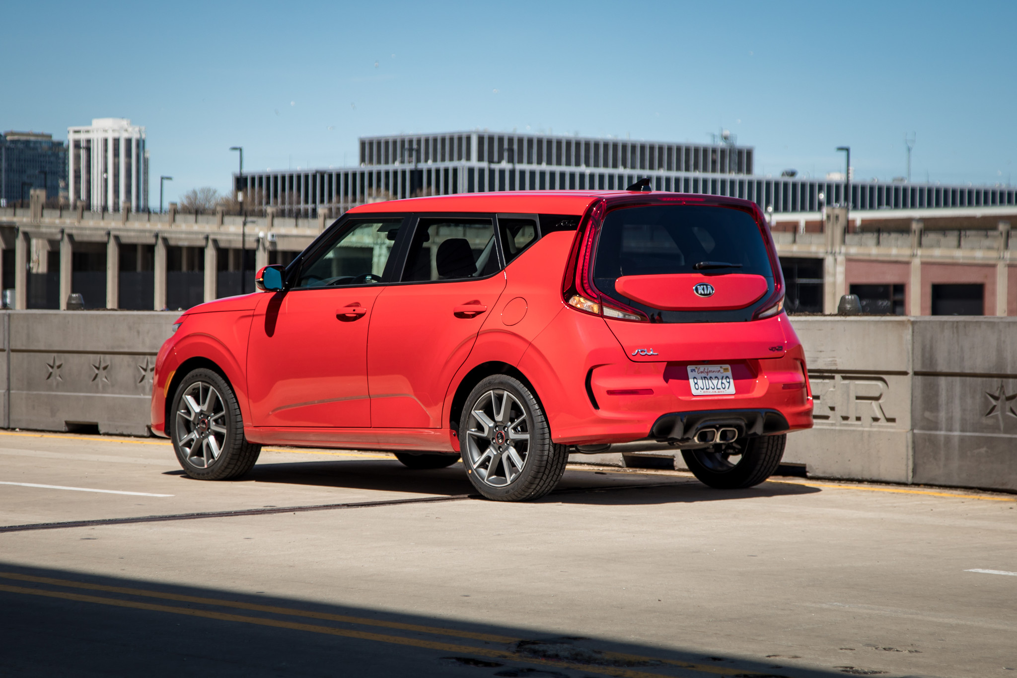 2020 Kia Soul Shines in Safety Ratings