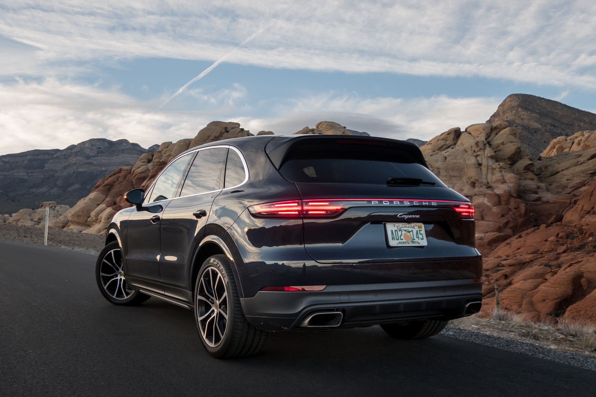2019 Porsche Cayenne Review Give And Take News Carscom
