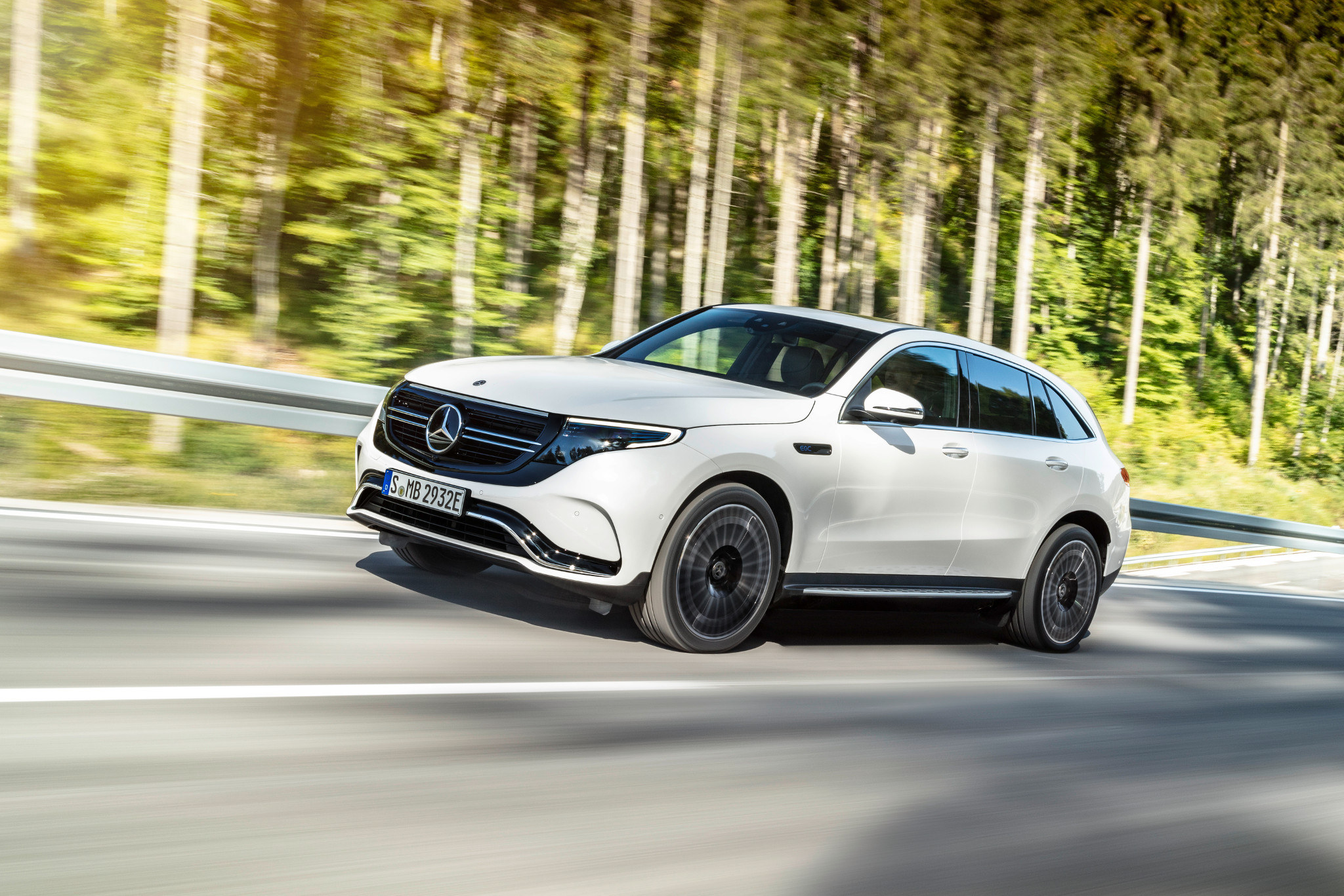 2020 Mercedes-Benz EQC400 Priced Under $70,000 to Start