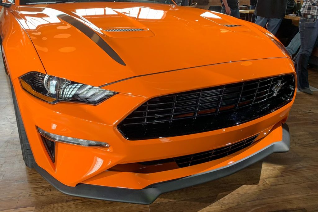 10 Biggest 2019 New York Auto Show Stories: Mustang Muscles Out Outback, Highlander