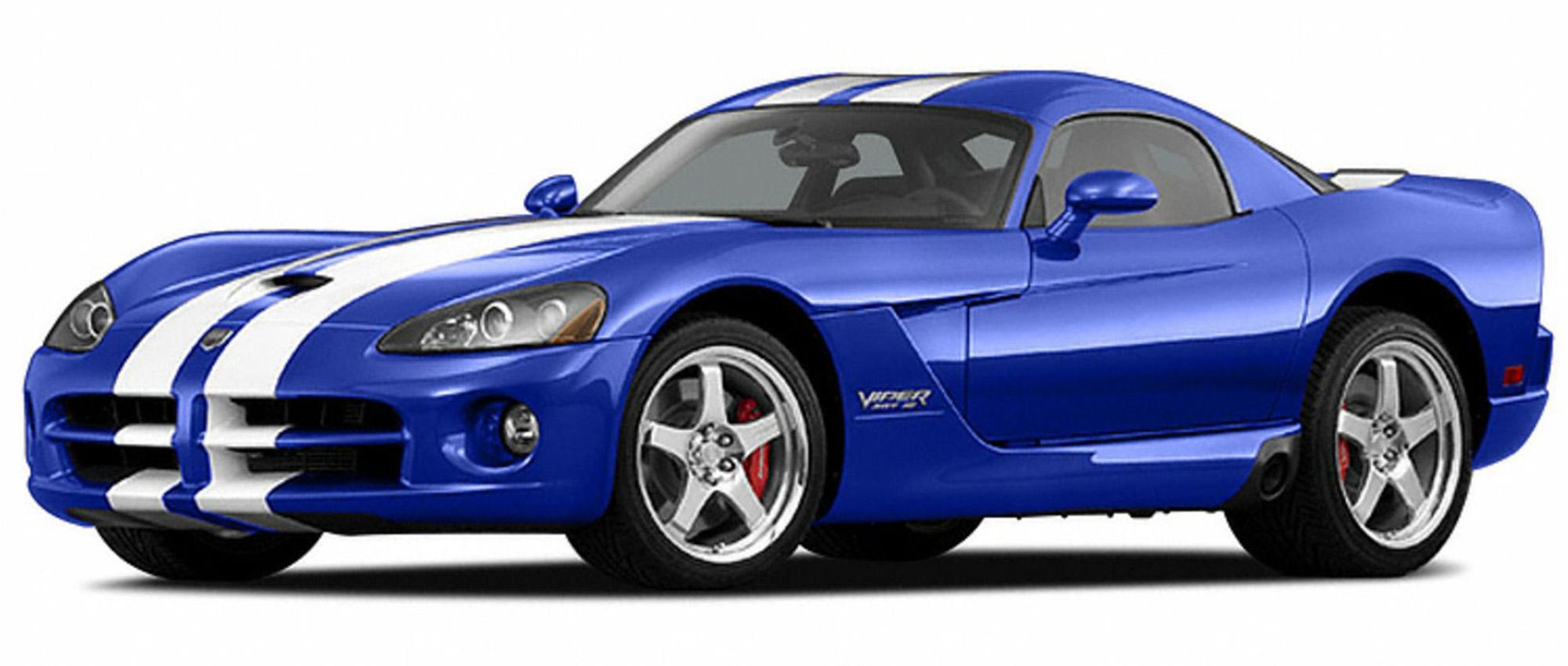 2005-2006 Dodge Viper: Recall Alert