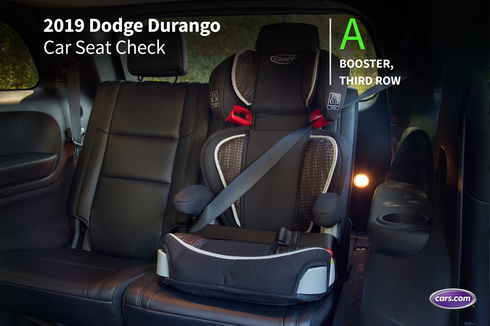 Fabulous How Do Car Seats Fit In A 2019 Dodge Durango News Cars Com Frankydiablos Diy Chair Ideas Frankydiabloscom