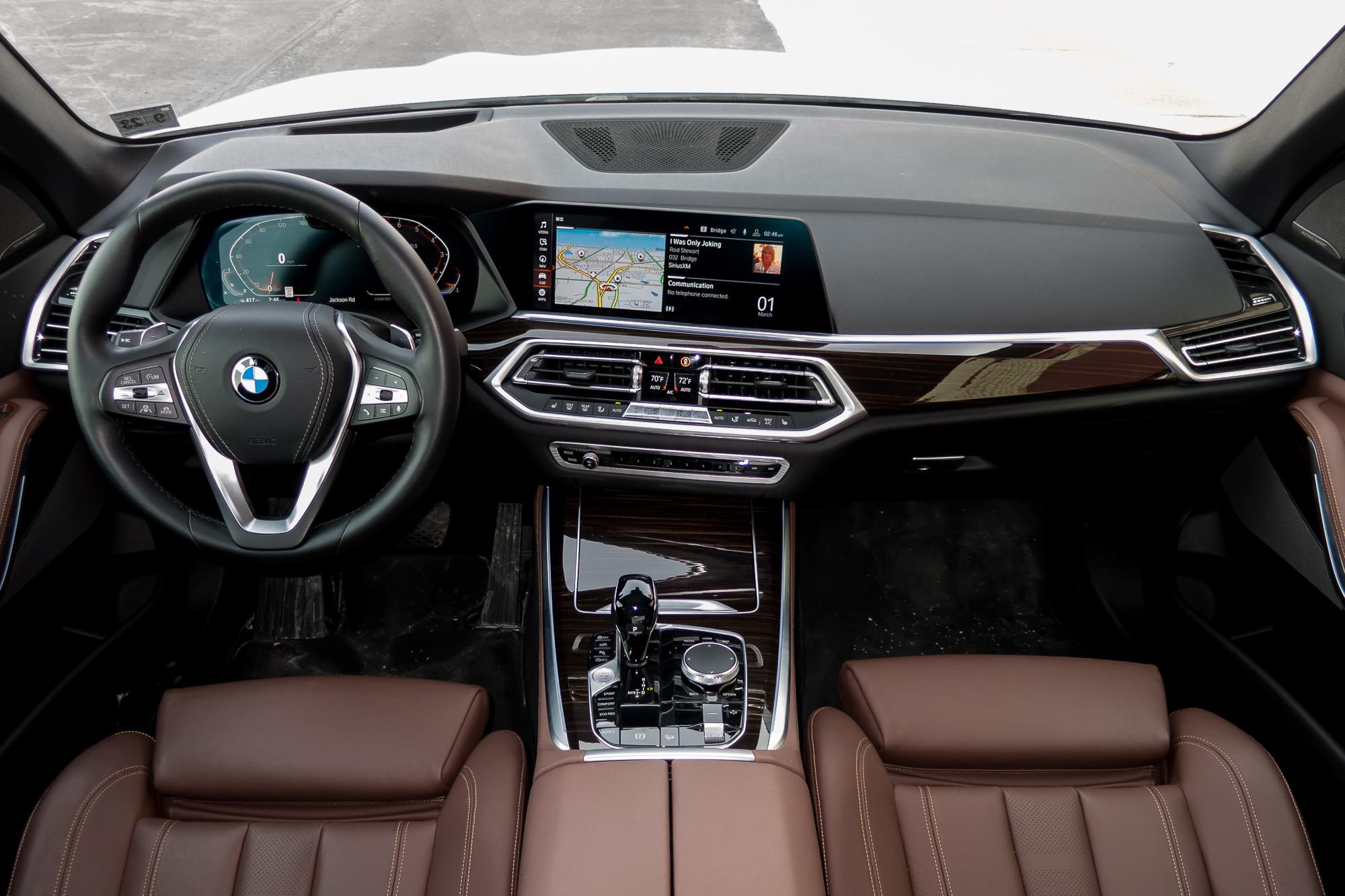 2019 Bmw X5 Review Excellent Suv Iffy Bmw News Cars Com