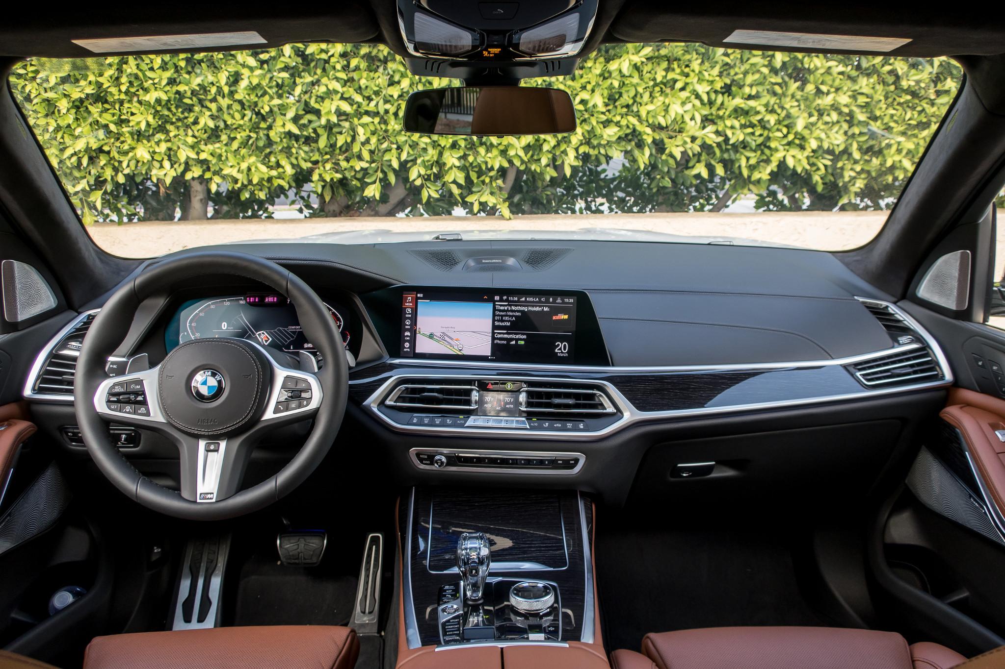 2019 Bmw X7 4 Things We Like 3 We Don T News Cars Com