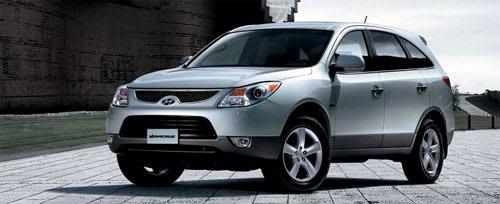 More Details on Hyundai Veracruz