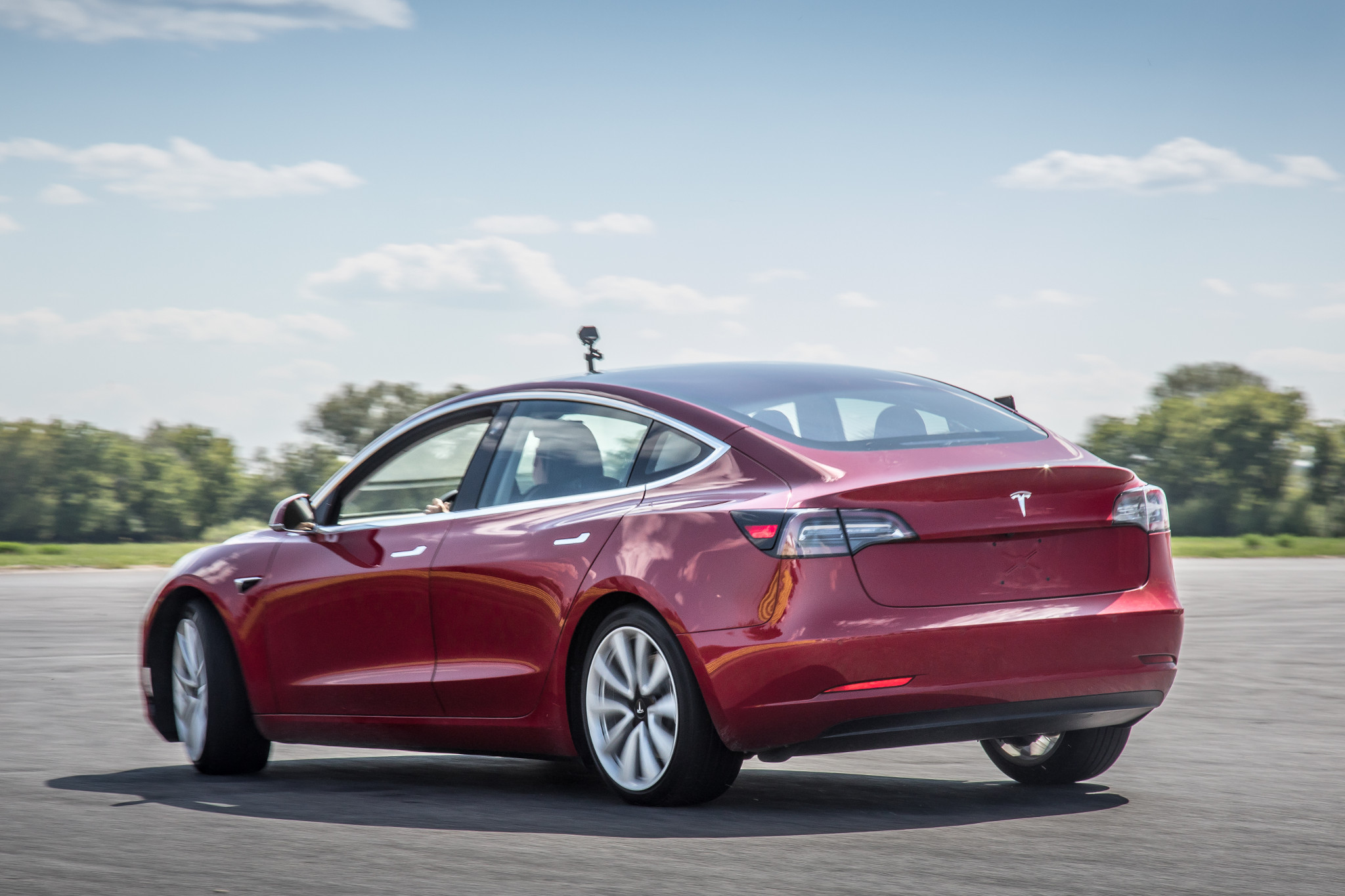 The Week In Tesla News Model 3 Air Suspension Suspended
