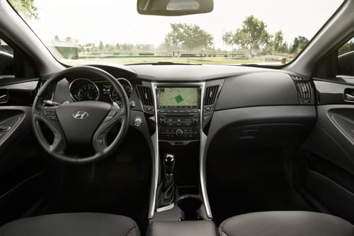 2014 Hyundai Sonata What S Changed News Cars Com