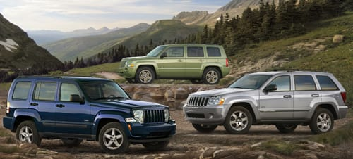 Jeep Introduces Rocky Mountain Editions | News | Cars com