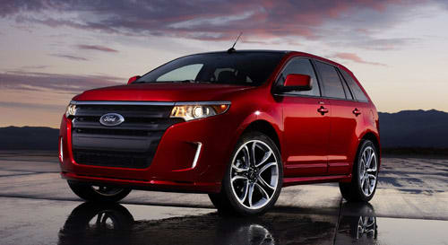 Ford Edge Mpg >> 2011 Ford Edge To Get 27 Mpg On Highway News Cars Com