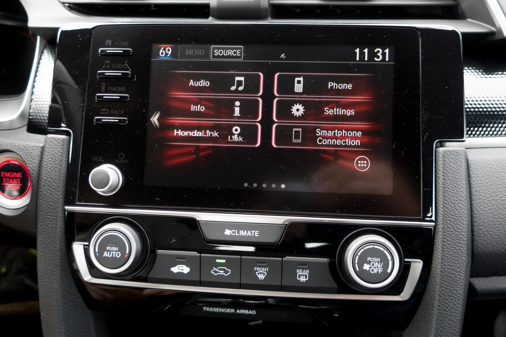 2019 Honda Civic Sport Quick Spin Sport You Say News Cars Com