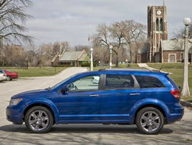 Recall Alert: 2009 Dodge Journey | News | Cars.com on