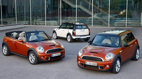 2011 Mini Cooper Sees Small Changes | News | Cars com