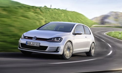 2013 Geneva International Motor Show: 2014 Volkswagen GTI Preview