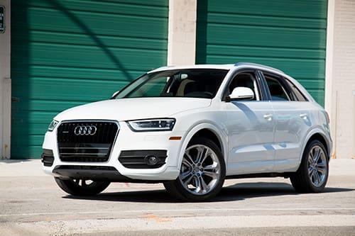 2015 Audi Q3: Car Seat Check | News | Cars com