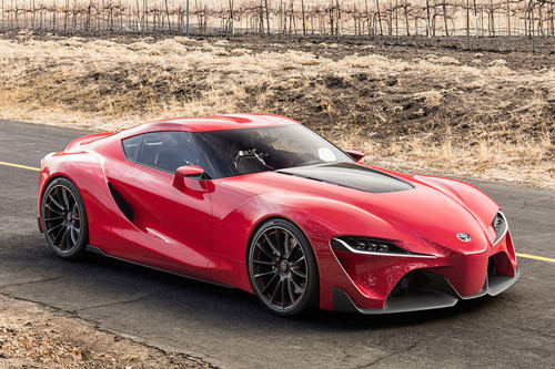 Toyota Ft 1 >> Toyota Ft 1 Concept At The 2014 Detroit Auto Show News