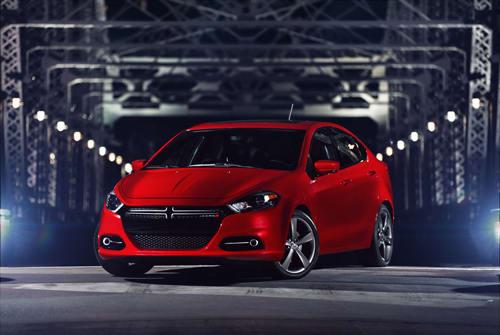 2013 Dodge Dart Gt First Drive News Cars Com