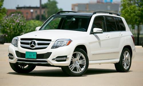 2013 Mercedes Benz Glk Class Car Seat Check News Cars Com