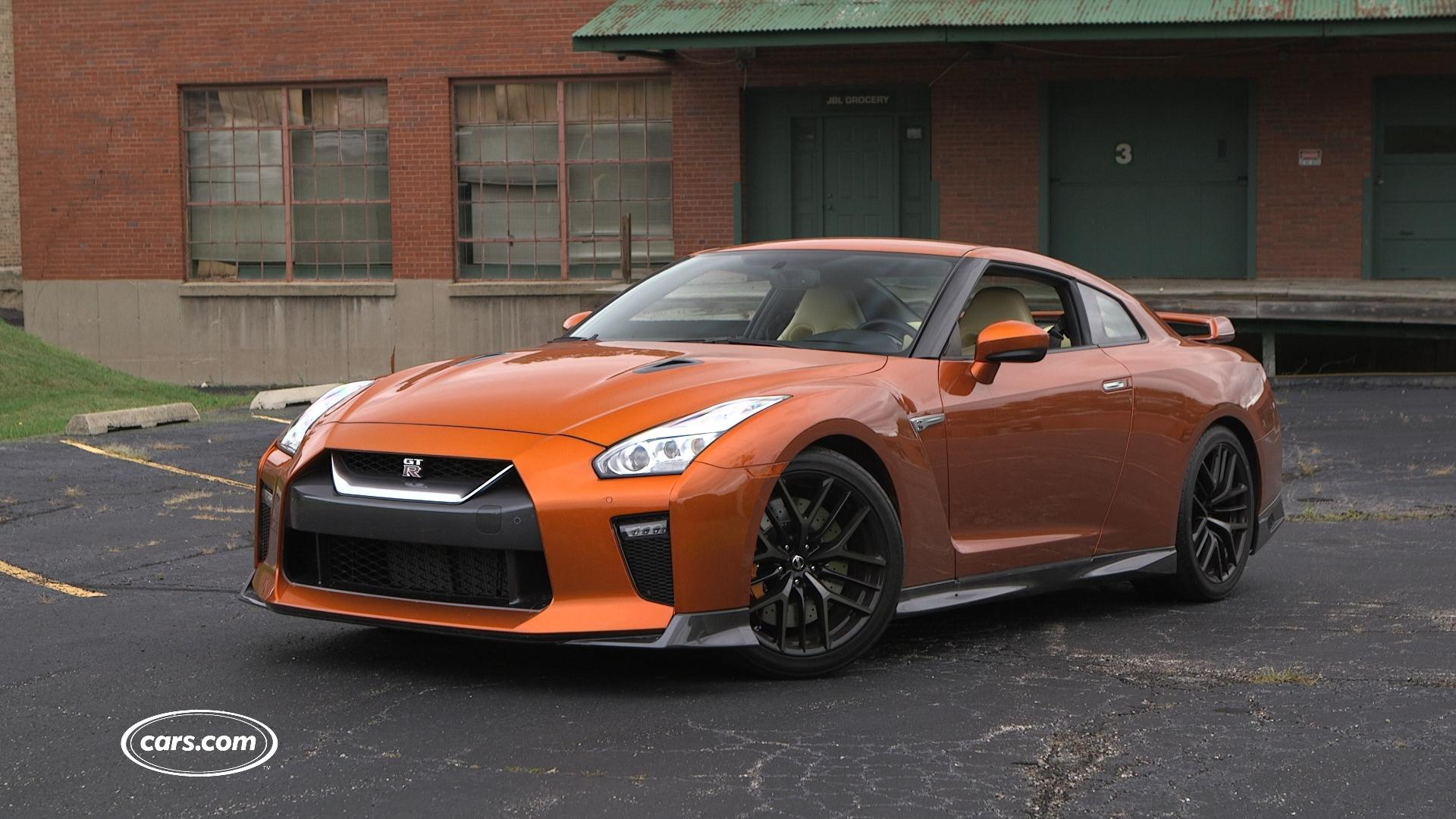 2017 Nissan Gt R Review