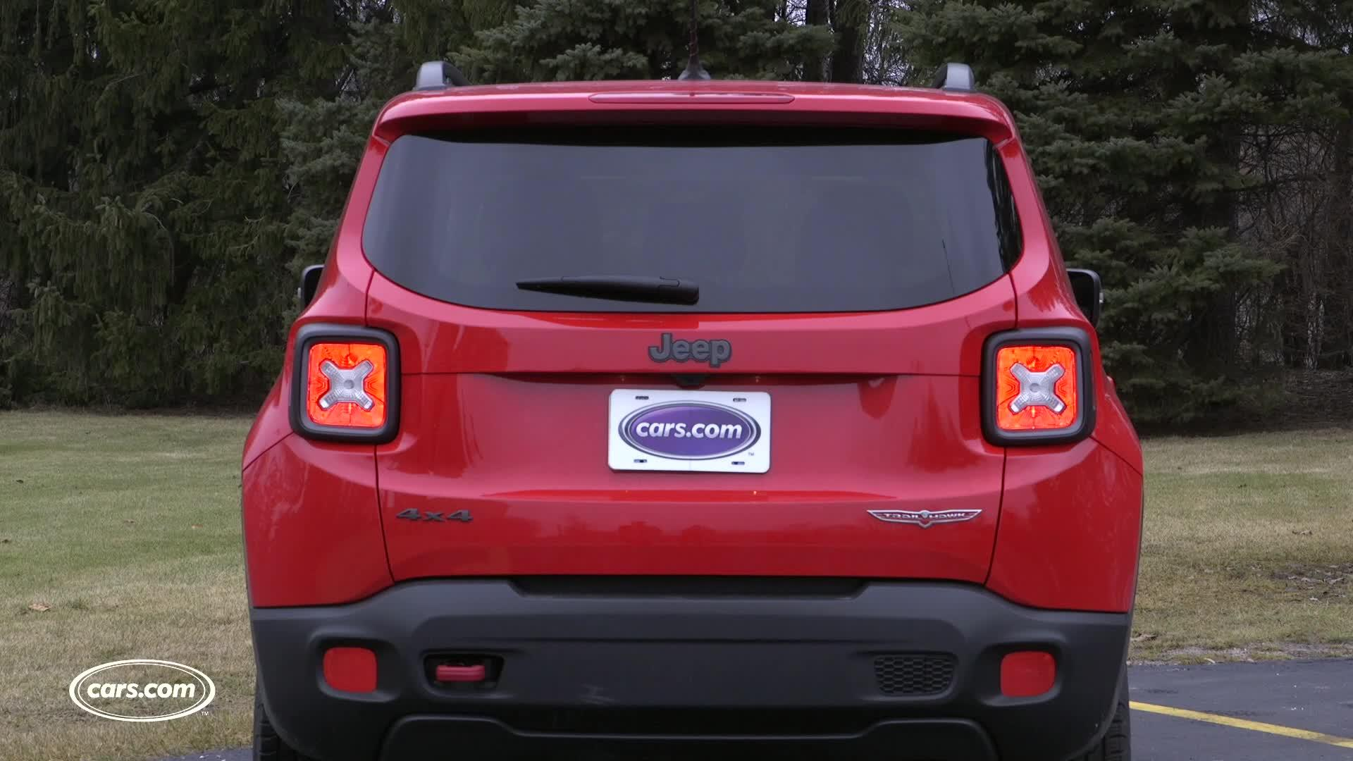 2016 jeep renegade  what u0026 39 s new