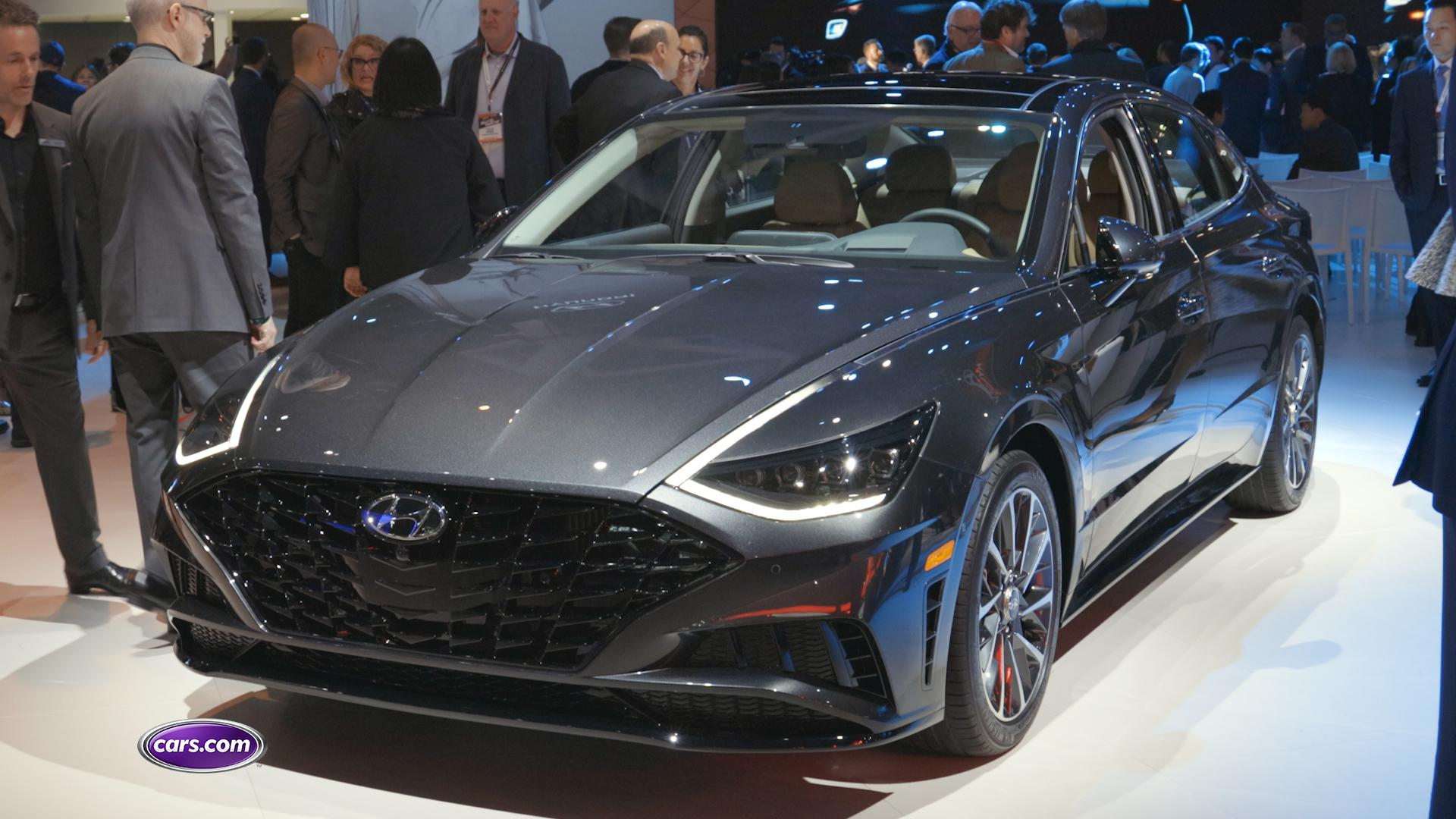 Just How Good Is The 2020 Hyundai Sonata S Redesign News Cars Com