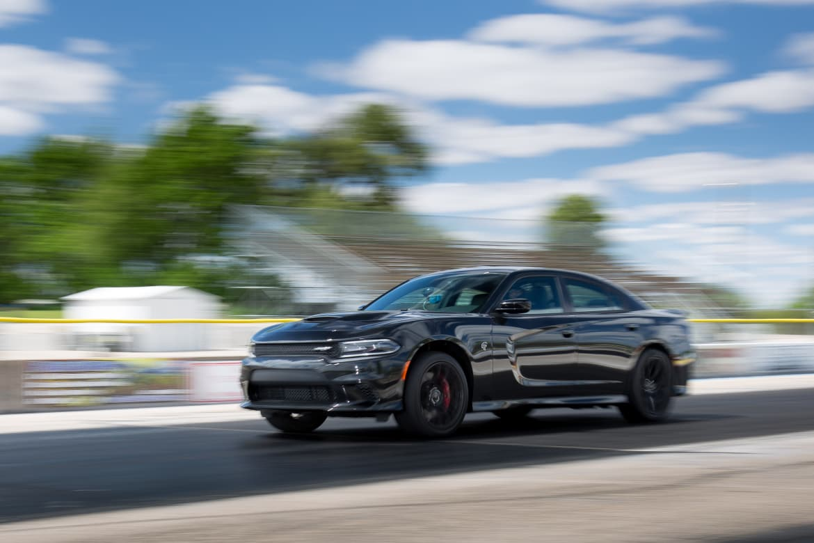 Challenge Won: We Do 11 Seconds in the Dodge Charger Hellcat