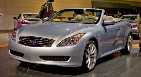 Infiniti Prices G37 Convertible at $43,850 | News | Cars com