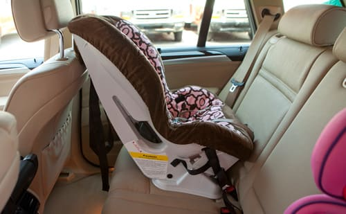 2012 BMW X5 and X5 M: Car Seat Check | News | Cars com
