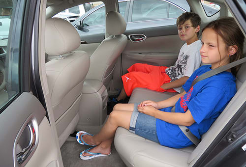 Pleasing Bye Bye Booster What You Should Know About Seat Belts And Caraccident5 Cool Chair Designs And Ideas Caraccident5Info