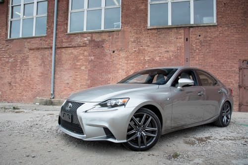 2015 Lexus IS 350 F Sport: Car Seat Check | News | Cars com
