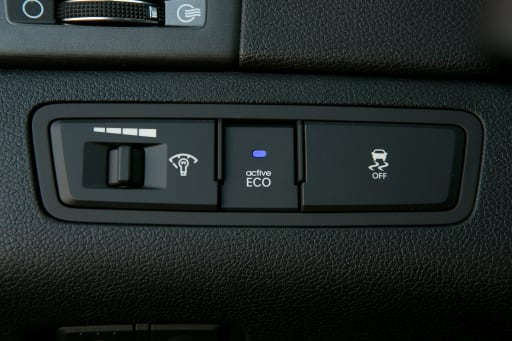 When Should You Use The Active Eco Button On The 2012