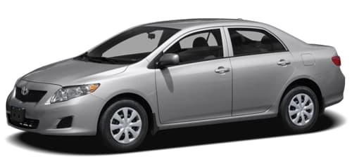 Recall Alert: 2009-2010 Toyota Corolla, Matrix, Tacoma, 2008